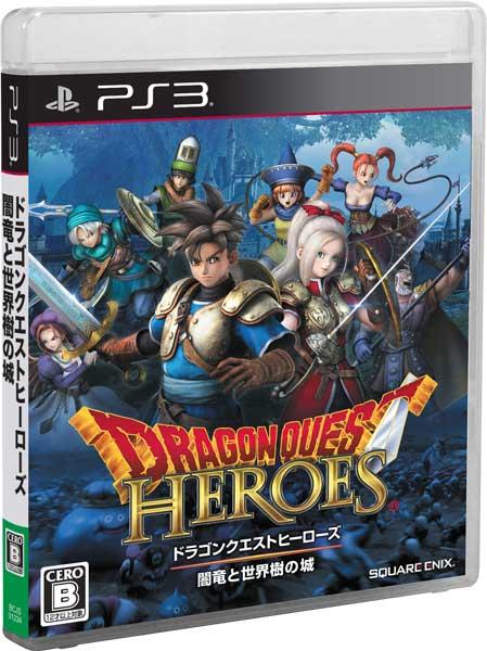 (PS3)ドラゴンクエストヒーローズ 闇竜と世界樹の城