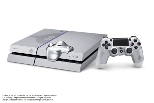 【限定版】PlayStation 4 ドラゴンクエスト メタルスライム エディション