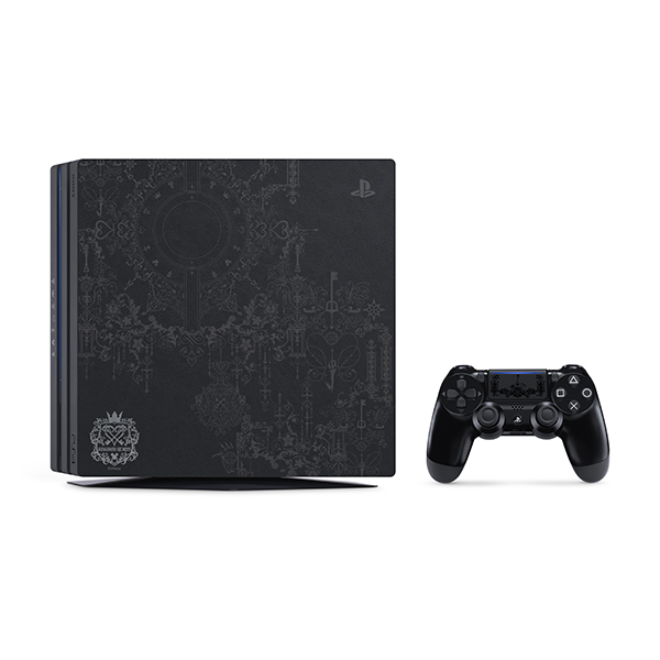 【限定版】PlayStation4 Pro KINGDOM HEARTS III LIMITED EDITION