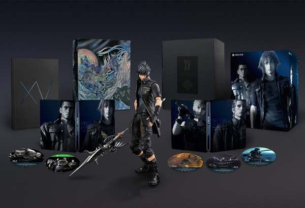 (Xbox One)FINAL FANTASY XV ULTIMATE COLLECTOR'S EDITION
