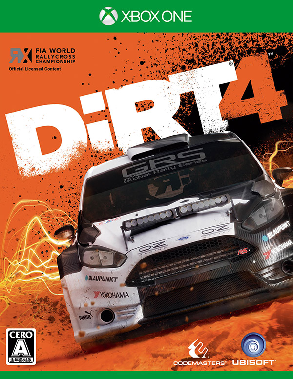 (Xbox One)DiRT 4