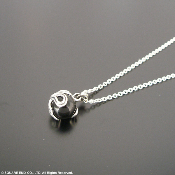 Final fantasy vii materia pendant meteor final fantasy vii materia pendant meteor mozeypictures Image collections