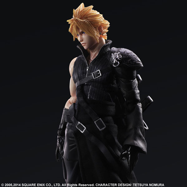 FINAL FANTASY VII ADVENT CHILDREN PLAY ARTS改 <CLOUD STRIFE>