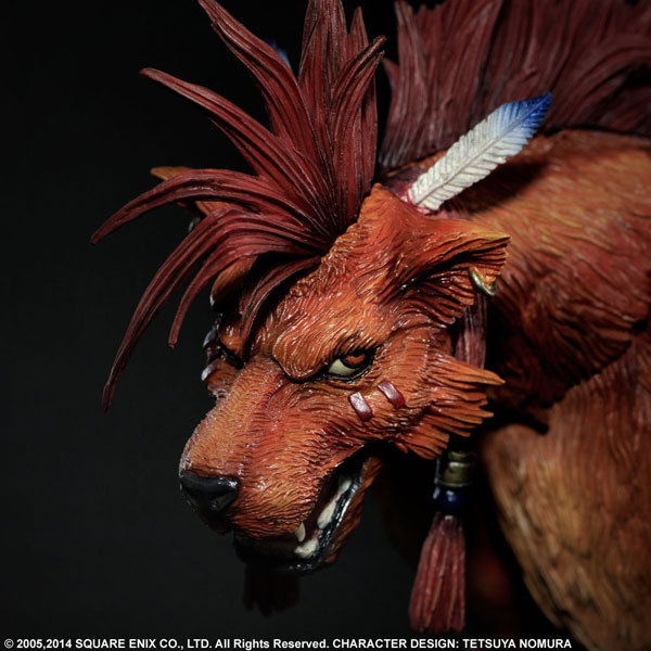FINAL FANTASY VII ADVENT CHILDREN PLAY ARTS改 <REDXIII>