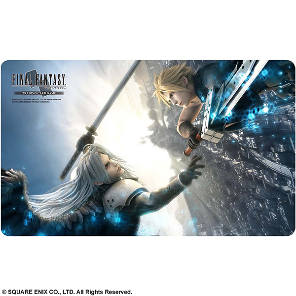 【オフィシャルショップ限定】FINAL FANTASY TRADING CARD GAME プレイマット FINAL FANTASY VII ADVENT CHILDREN