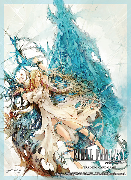 FINAL FANTASY TRADING CARD GAME カードスリーブ FINAL FANTASY XIV <A>