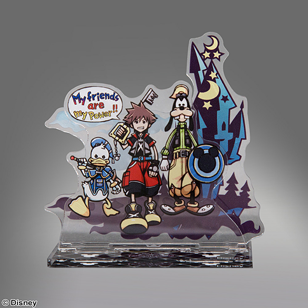 KINGDOM HEARTS HD 2.8 Final Chapter Prologue アクリルスタンド <COMING>