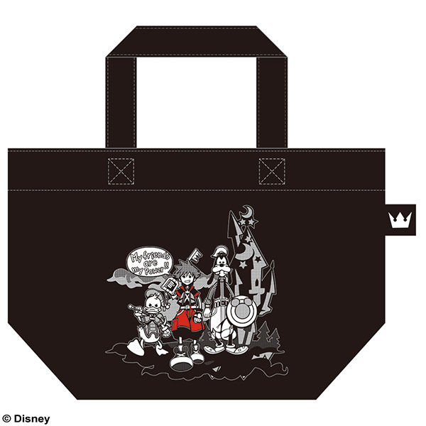 KINGDOM HEARTS ランチトートバッグ <COMING>