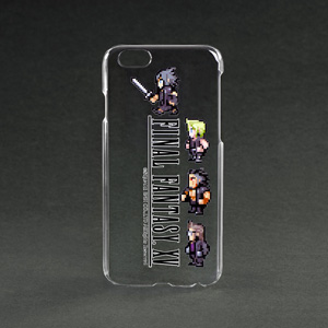 SQUARE ENIX Case for iPhone6 <FINAL FANTASY XV 16-BIT>