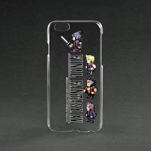 ... u30b1u30fcu30b9 SQUARE ENIX Case for iPhone6 uff1cFINAL FANTASY XV 16-BIT