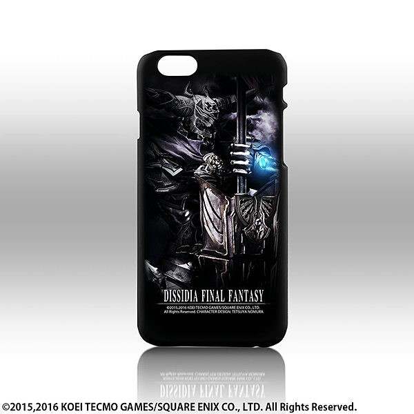 SQUARE ENIX Case for iPhone6 <DISSIDIA FINAL FANTASY Garland>