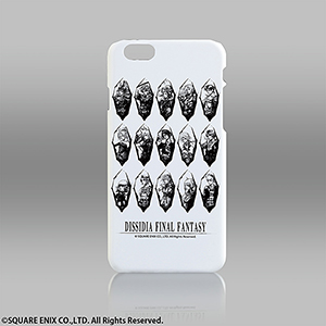 SQUARE ENIX Case for iPhone6 <DISSIDIA FINAL FANTASY White>