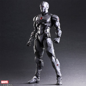 MARVEL UNIVERSE VARIANT PLAY ARTS改 アイアンマン LIMITED COLOR VER.