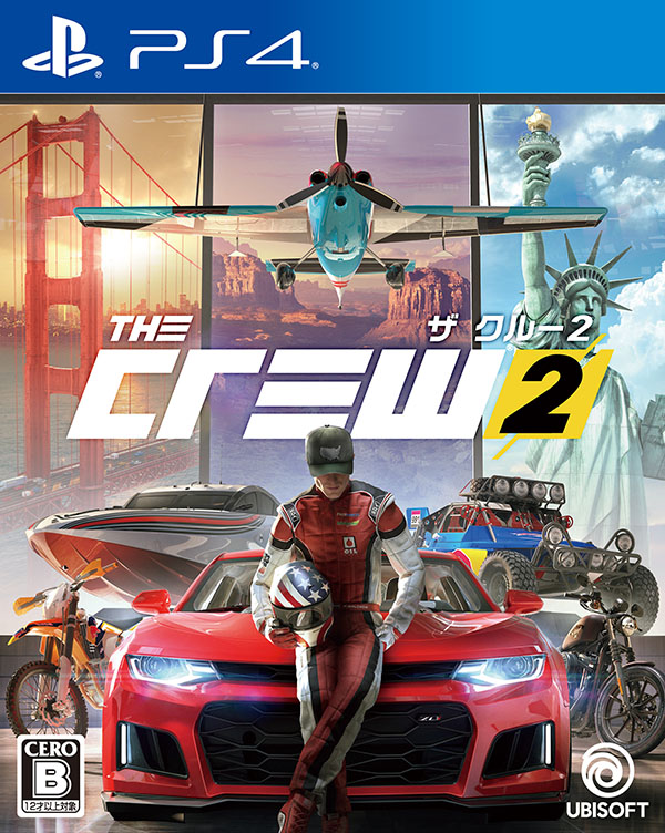(PS4)ザ クルー2
