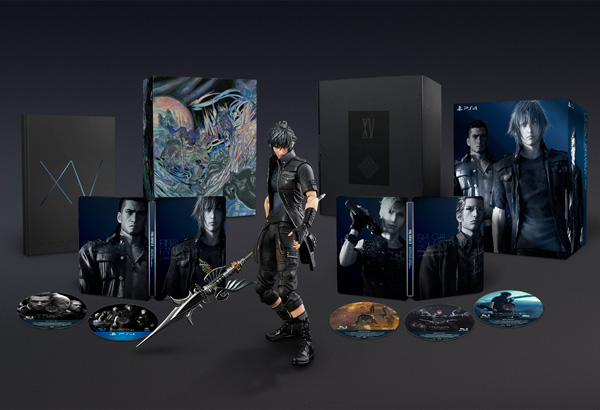 (PS4)FINAL FANTASY XV ULTIMATE COLLECTOR'S EDITION