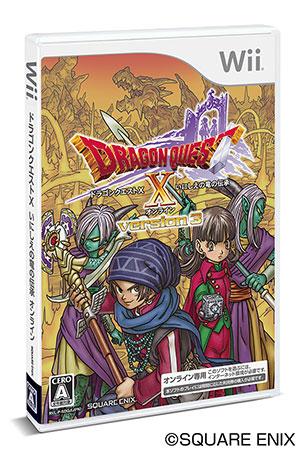 (Wii)ドラゴンクエストX いにしえの竜の伝承 オンライン