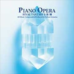 PIANO OPERA FINAL FANTASY I/II/III