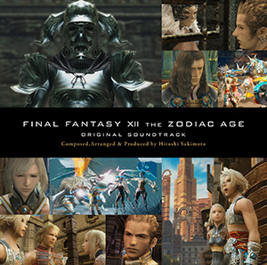 FINAL FANTASY XII THE ZODIAC AGE Original Soundtrack 通常盤【映像付サントラ/Blu-ray Disc Music】