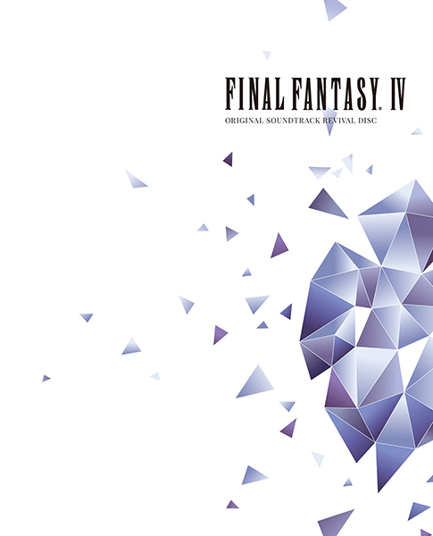 FINAL FANTASY IV Original Soundtrack Revival Disc
