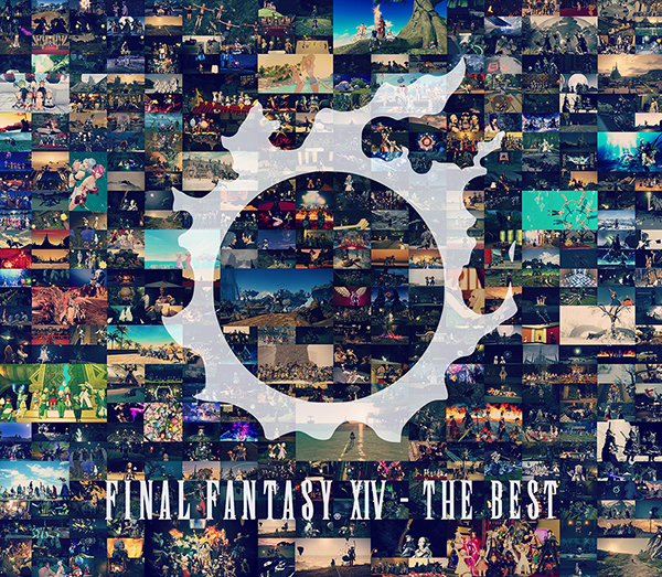 FINAL FANTASY XIV - The Best【映像付サントラ/Blu-ray Disc Music】
