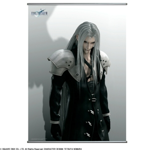 FINAL FANTASY VII ADVENT CHILDREN ウォールスクロール <セフィロス>