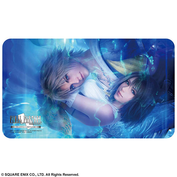 FINAL FANTASY TRADING CARD GAME プレイマット FINAL FANTASY X