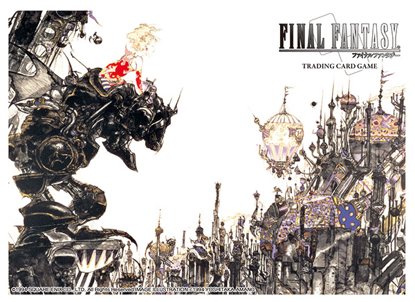 FINAL FANTASY TRADING CARD GAME カードスリーブ FINAL FANTASY VI