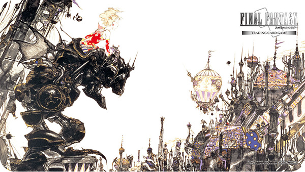 FINAL FANTASY TRADING CARD GAME プレイマット FINAL FANTASY VI