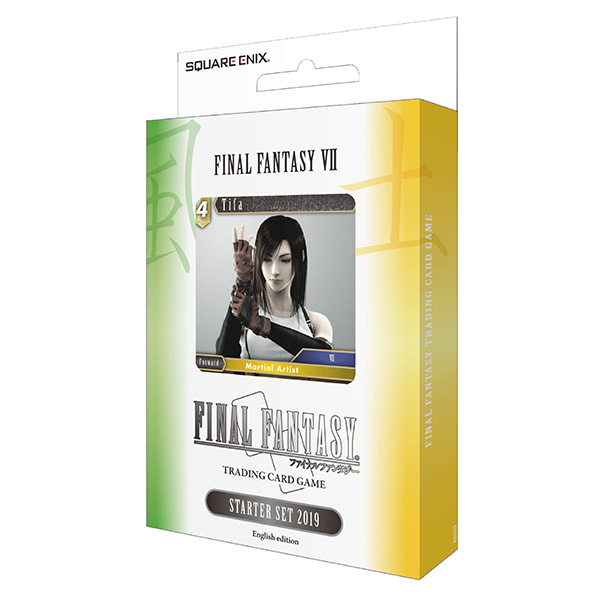 FINAL FANTASY TRADING CARD GAME スターターセット2019  FINAL FANTASY VII 英語版