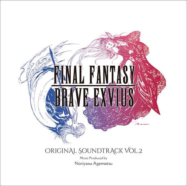 FINAL FANTASY BRAVE EXVIUS Original Soundtrack Vol.2