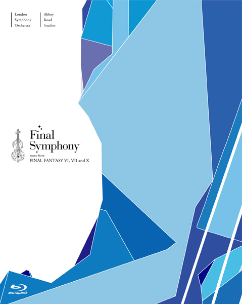 Final Symphony - music from FINAL FANTASY VI, VII and X 【映像付サントラ/Blu-ray Disc Music】