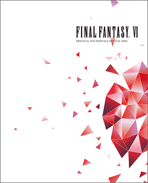 FINAL FANTASY VI ORIGINAL SOUNDTRACK REVIVAL DISC